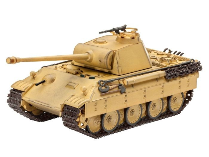 3107 Revell PZKPW V Panther Ausf. D & A Revell
