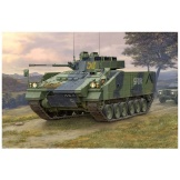 3144 Revell Warrior MCV Add-on Armour