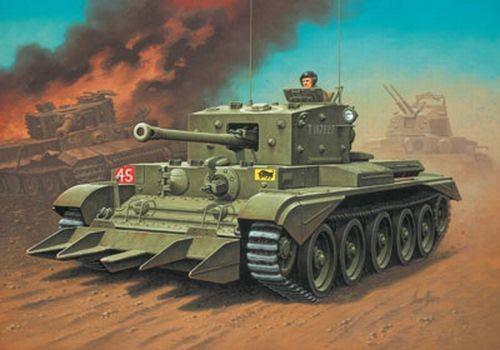 03191 Revell Cromwell Mk. IV [niv 3] Revell