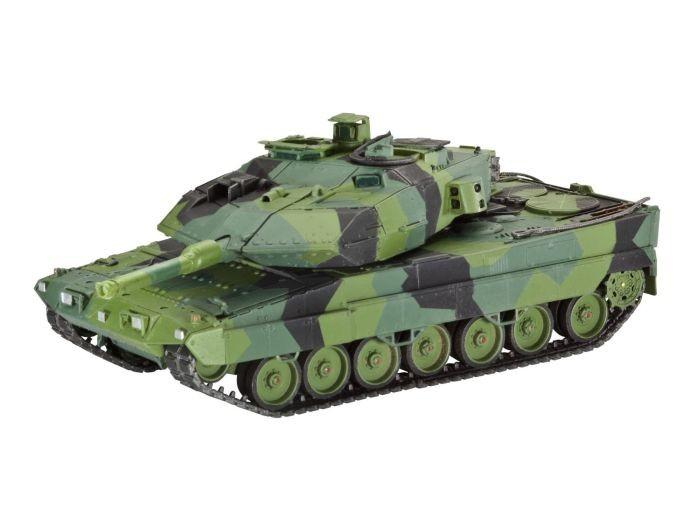 03199 Revell STRV 122A/122B Swedish Leopard