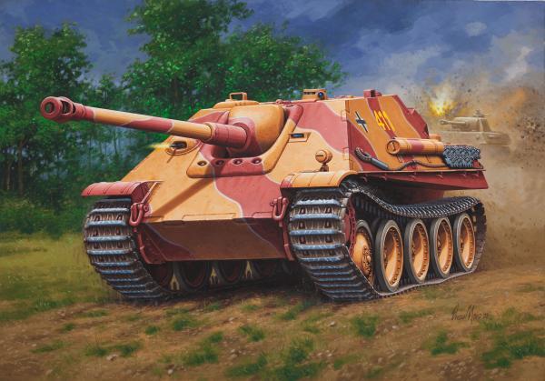 03232 revell sd.kfz.173 jagdpanther [niv 3] Revell