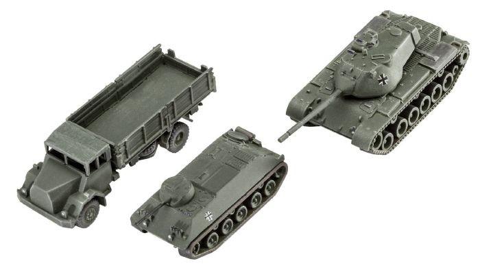 3351 Bundeswehr Vehicle
