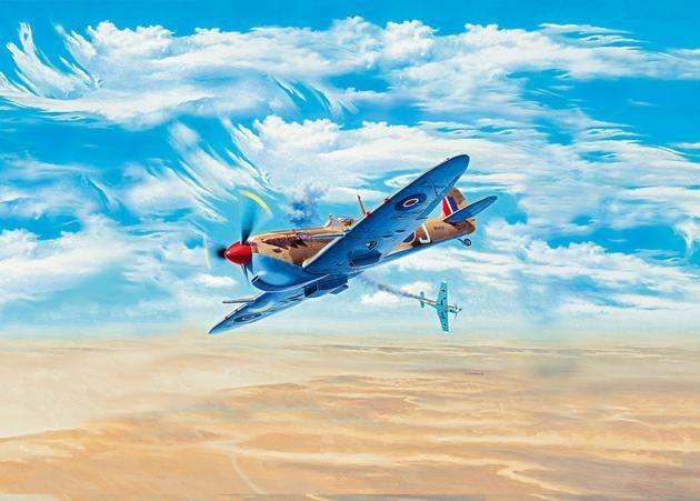 3940 Revell Supermarine Spitfire Mk.Vc