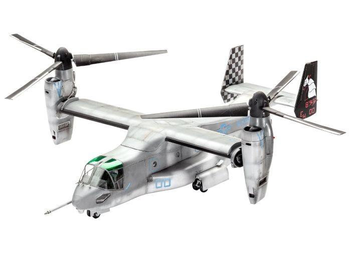 3964 Revell MV-22 Osprey