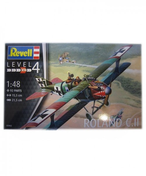 3965 Revell Roland C,II