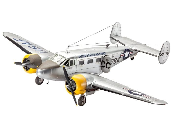 3966 Revell C- 45 Expeditor