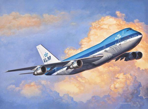 03999 Revell Boeing 747-200 [niv 3]