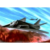 04037 Revell F-117A Stealth Fighter [Niv 2]