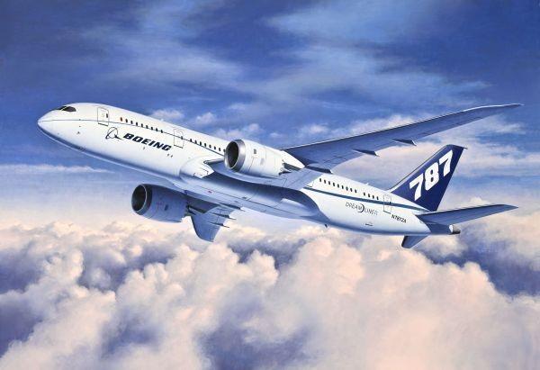 04261 Revell Boeing 787-8 'Dreamliner' [niv 3]