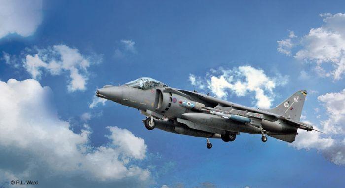 04280 Revell Bae Harrier GR Mk.7