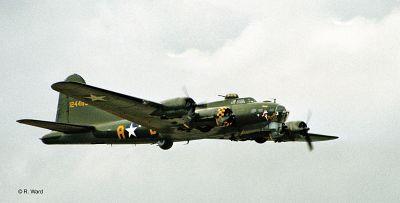 04283 revell b-17g flying fortress [niv 5] Revell
