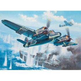 04290 Revell - bristol beaufighter tf.x [niv 3]