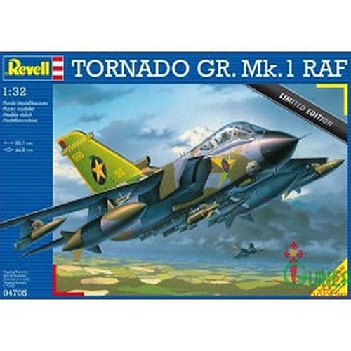 4705 Revell Tornado GR MK 1 Raf