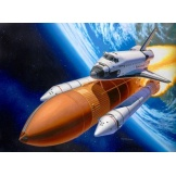 04736 revell space shuttle discovery & booster rockets