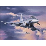 04783 Revell Eurofigther Typhoon & Full engine (niv 5)