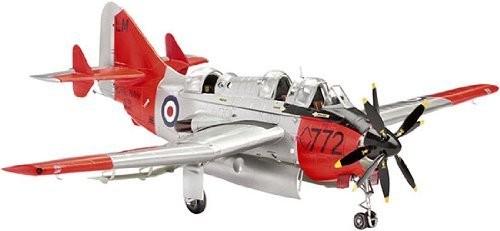 4845 Revell Fairey Gannet (niv. 4)