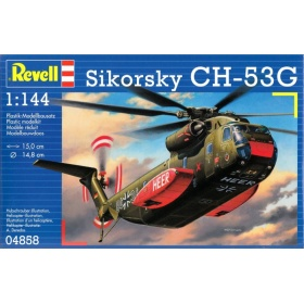4858 Revell Sikorsky CH-53G