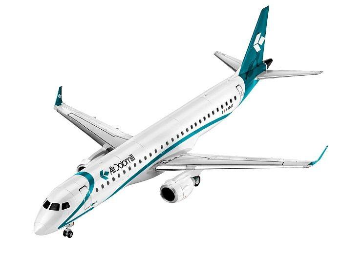 4884 Revell Embraer 195 Air Dolomiti