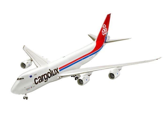 4885 Revell Boeing 747-8F Cargolux