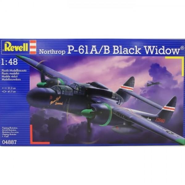 4887 Revell P-61B Black Widow