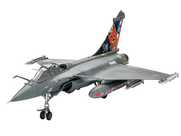 4892 Revell Dassault Rafale M