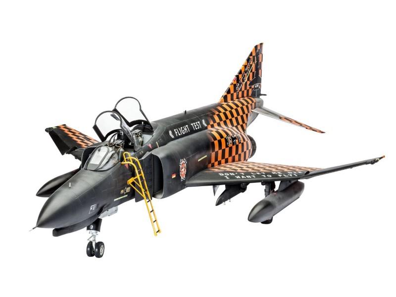 4895 Revell F-4F Phantom II WTD 61 Flight Test