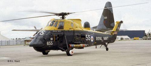 04898 Revell Westland Wessex HAS Mk.3