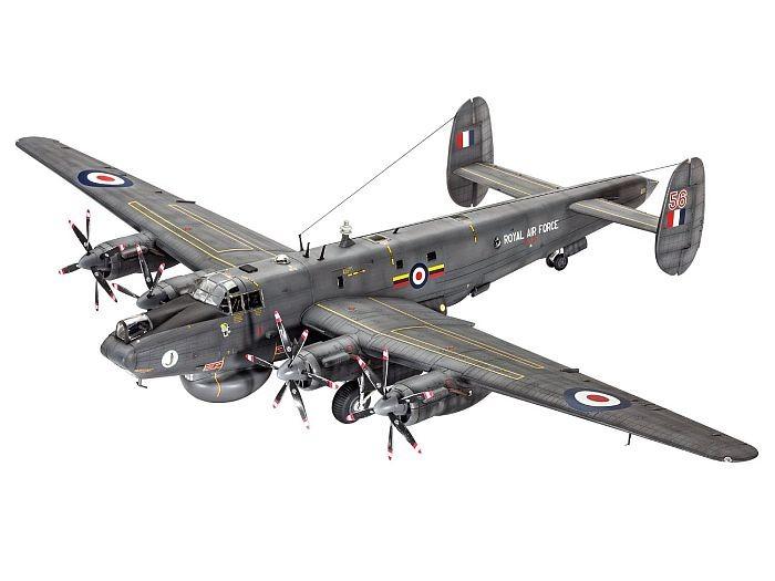 4920 Revell Avro SHACKLETON Mk.2 AEW