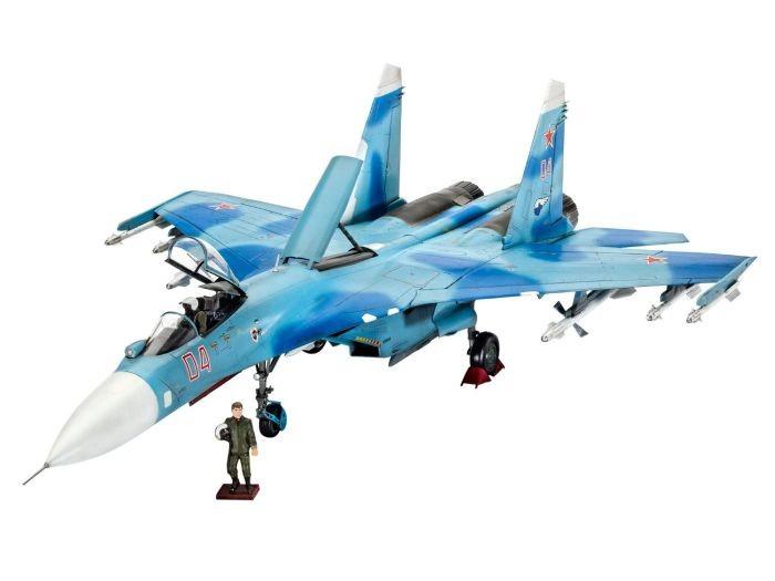 4937 Revell Sukhoi SU-27SM Flanker