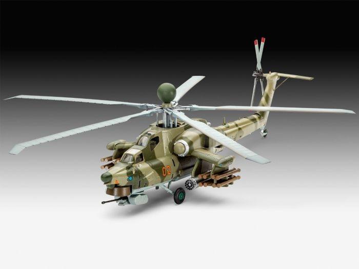4944 Revell Mil Mi-28N Havoc