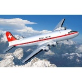 4947 Revell DC-4 Balair/Iceland Airways