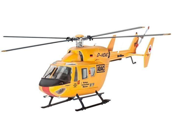 4953 Revell BK-117 ADAC