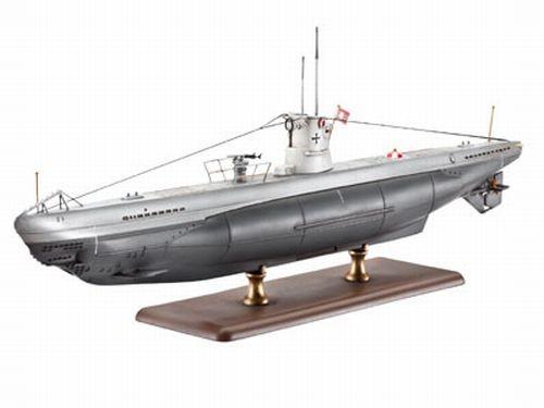 05115 Revell U-Boot Typ IIB [niv 3] Revell