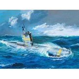 5140 Revell German Submarine Type XXIII