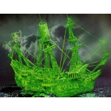 05433 revell glow-the-dark piratenschip  [niv 3]