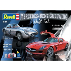 05716 Revell Mercedes-Benz Gullwing Set [Niv 4]