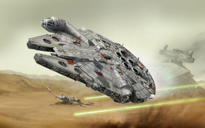 6694 Revell Star Wars Millenium Falcon