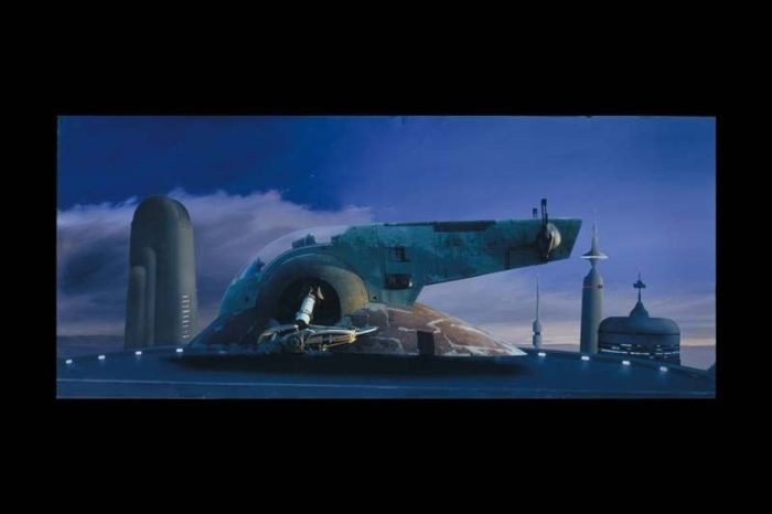 06736 Revell Star Wars Pocket - Boba Fett's Slave I [Niv 1]