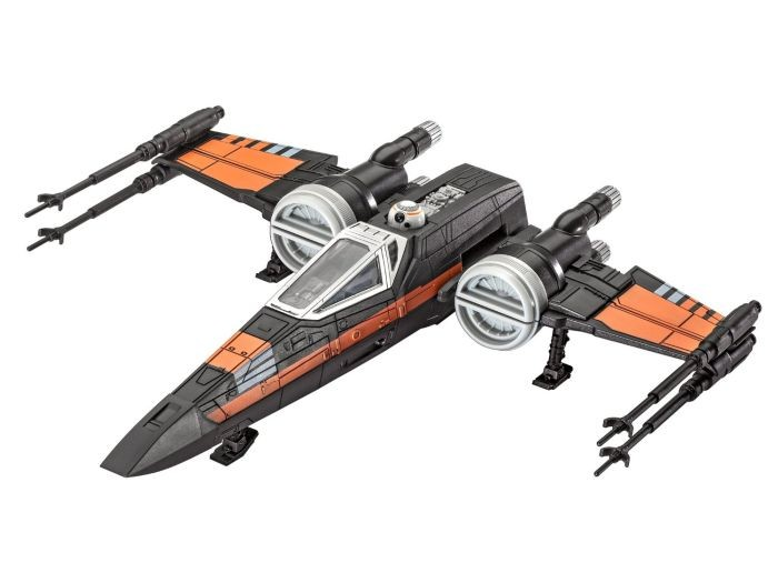 6750 Revell Build & play star wars poe's x-wing fighter