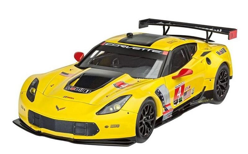 7036 Revell Corvette C7.R