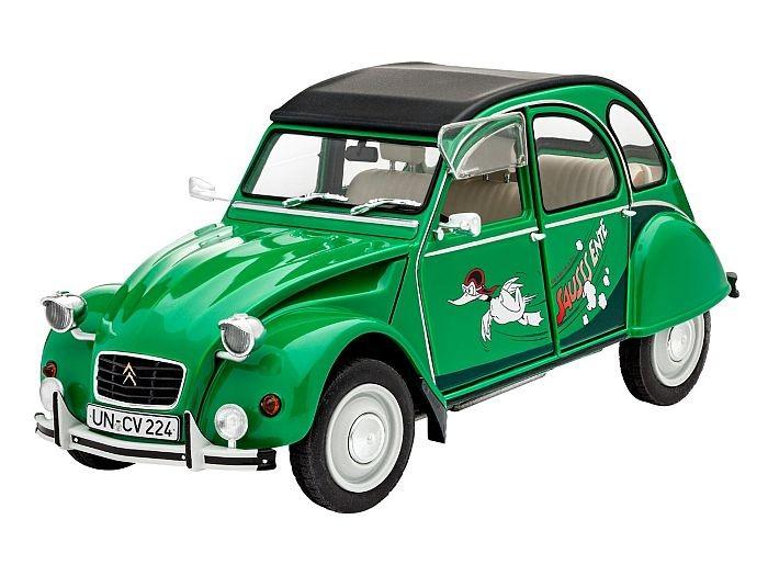 7053 Revell Citroën 2CV Sausss Ente