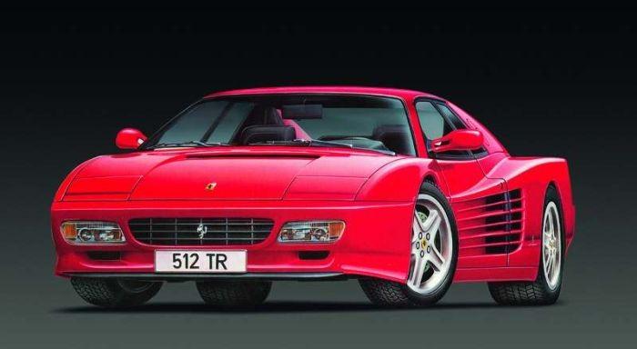 07084 Revell Ferrari 512 TR [Niv 4]