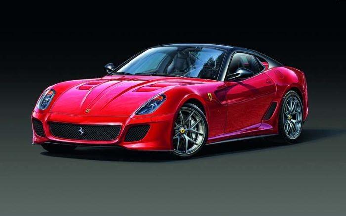 07091 Revell Ferrari 599 GTO [Niv 3]