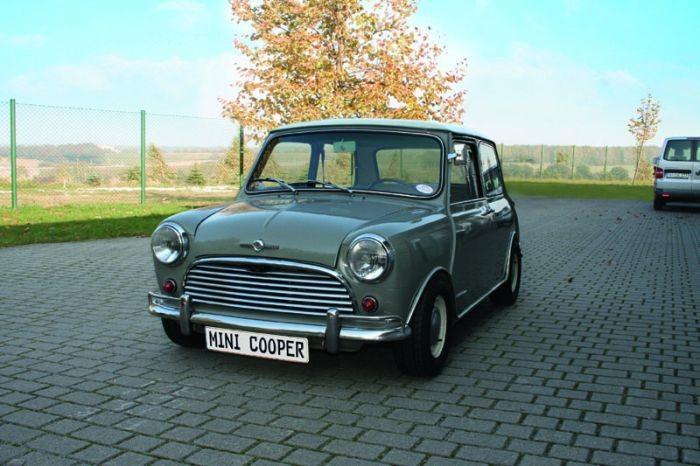 07092 Revell Mini Cooper (60er jaren)