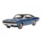 07188 revell 1968 dodge charger 2 in 1