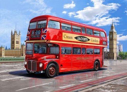 07651 Revell London Bus