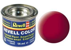 Karmijnrood, mat 14ml no-36 Revell