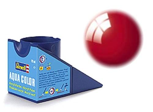 36134 revell aqua ferrari-rood, glanzend
