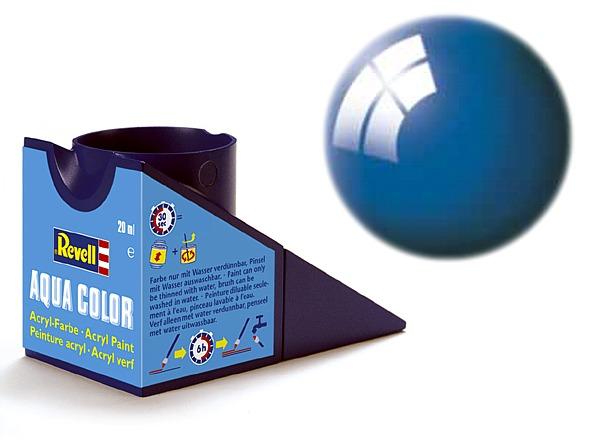 36150 revell aqua lichtblauw, glanzend