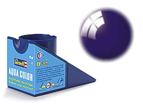 36154 revell aqua nachtblauw, glanzend Revell